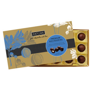 Premium Dark Chocolate Macadamias - SALE $5.21 each