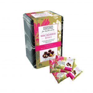 Royals Tin Chocolate Macadamia Milk