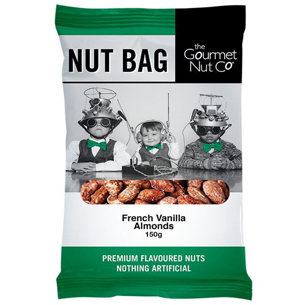 Nut Bag French Vanilla Almonds