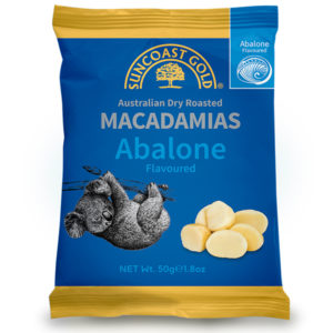 Flavoured Macadamias Abalone - SALE