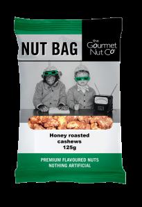 Nut Bag Honey Cashews