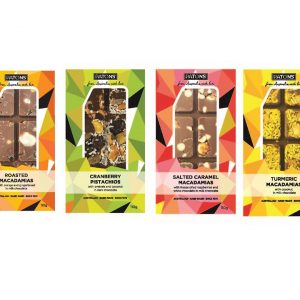 Chocolate blocks - Mix